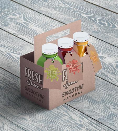 Packaging de présentation 2