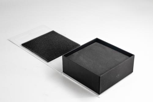 Le coffret magnétique papier blanc