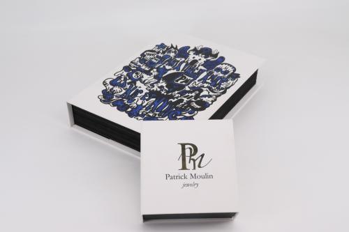 Collaboration avec Patrick Moulin Jewelery