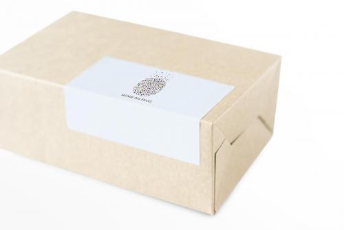 Boîte produit classique