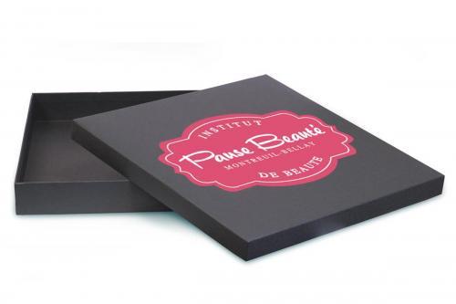 Boîte carton extra-plate